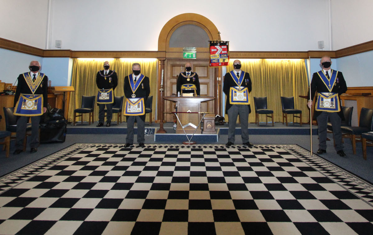 2020 Provincial Grand Lodge Meeting