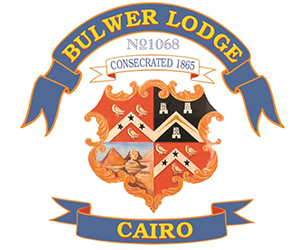 Bulwer Lodge of Cairo 1068