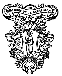 Lodge of St. Barnabas 948